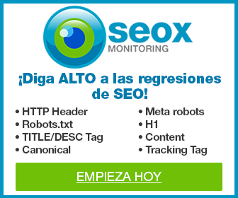 SEO y Software Oseox Monitoring